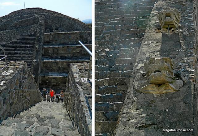 Cidadela de Teotihuacán, México