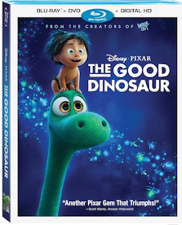 Blu-ray Review - The Good Dinosaur