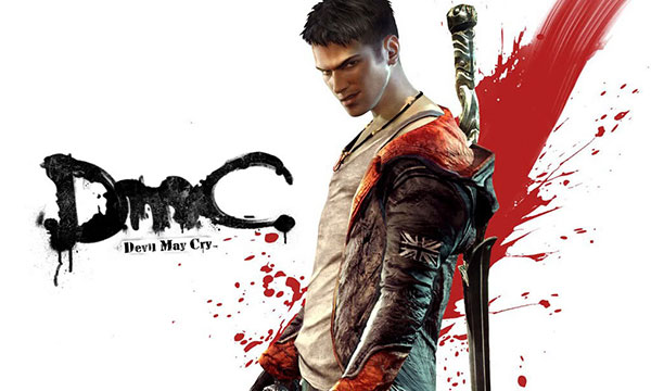 DMC Devil May Cry Dante