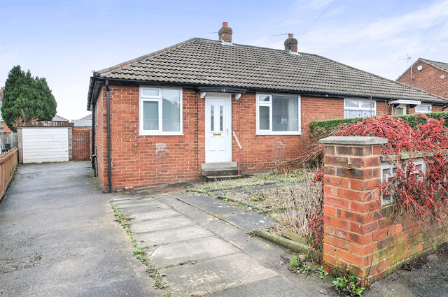 Harrogate Property News - 2 bed semi-detached bungalow for sale St. Johns Walk, Harrogate HG1