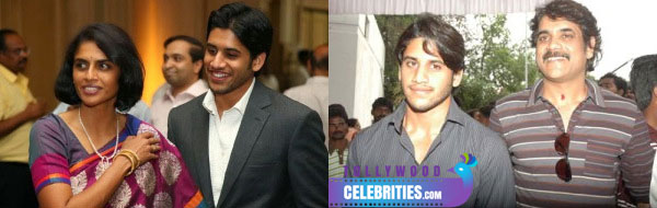 Nagachaitanya Mother Father