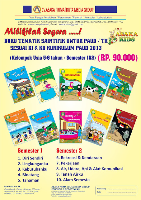Buku Paud , Majalah PAUD TK PlayGroup, buku paud, buku tk,paud dan tk,buku pedidikan ,buku murah, paket buku paud, materi buku paud,penerbit buku.