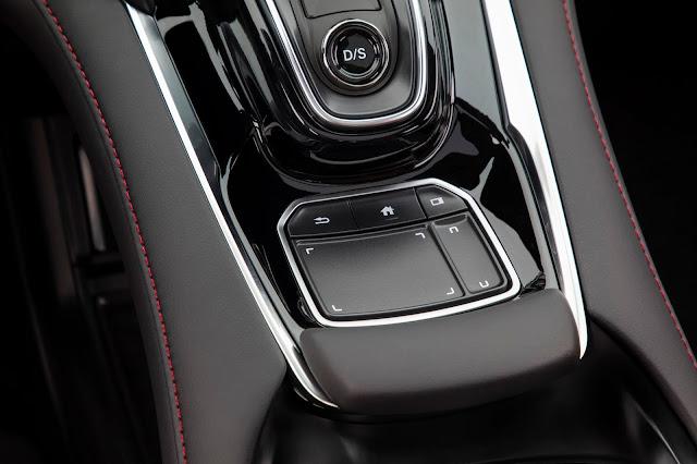 Trackpad in 2019 Acura RDX