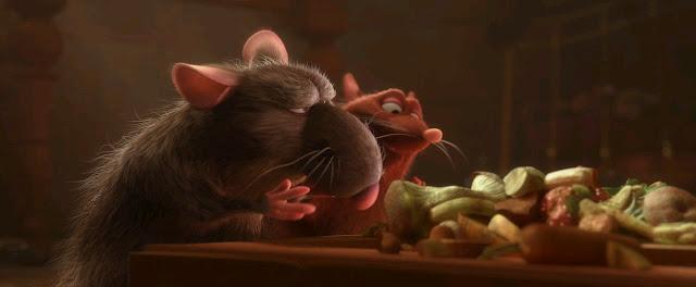 Ratatouille 720p HD Descargar Español Latino Dual BRRip