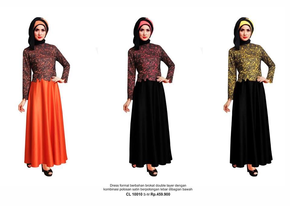 Toko Baju Muslim Gamis Spesial Lebaran Terbaru: Calosa