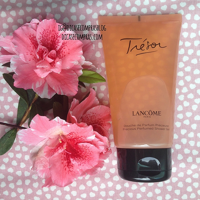 Trésor Shower Gel