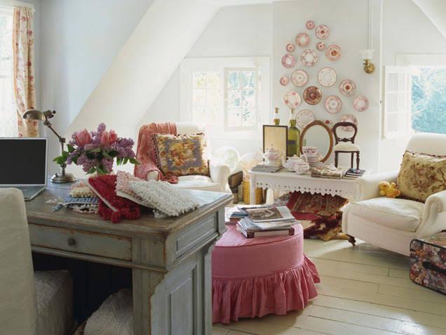 CreaMariCrea Casa romantica