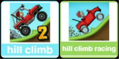 تحميل hill climb racing 1 2 مهكرة