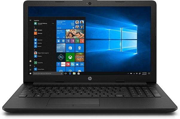HP 15-DA0134NS: análisis