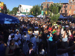 41st Odunde Festival in Philadelphia, USA