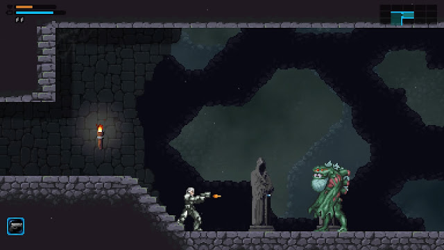 PS4 Metroidvania review