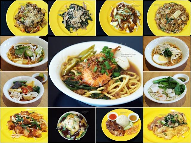 Malaysian Favourite Hawker Food