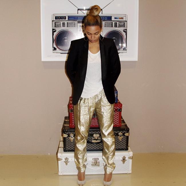 Street Style: Beyonce & Jay