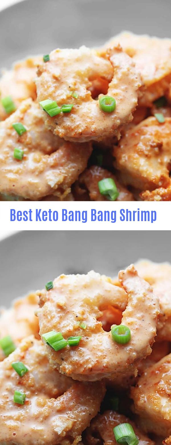 Best Keto Bang Bang Shrimp