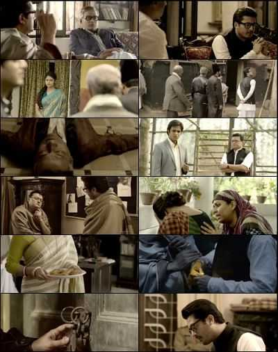 Byomkesh O Chiriakhana (2016) Bengali Movie 300mb HDTVRip