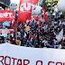 BRASIL / Manifestações contra reforma da Previdência de Temer paralisam o Brasil