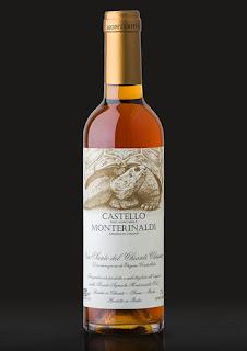 Vin Santo sweet wine from Tuscany