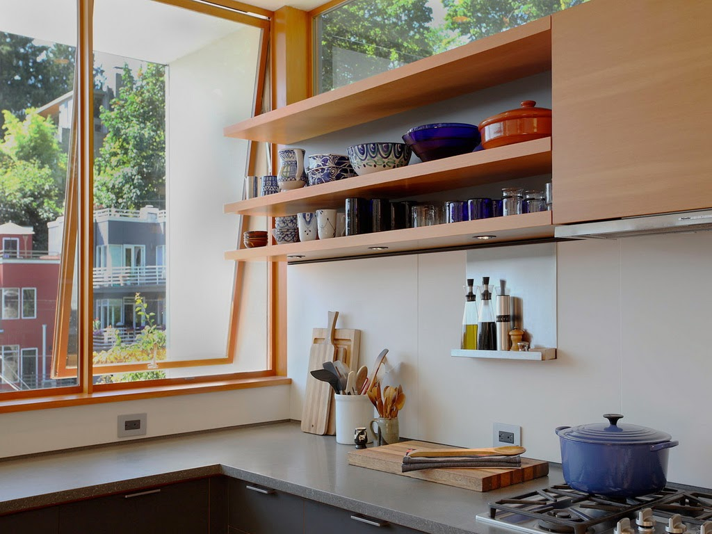 64 Desain Rumah Minimalis Dapur Di Depan Tren Rumah Minimalis