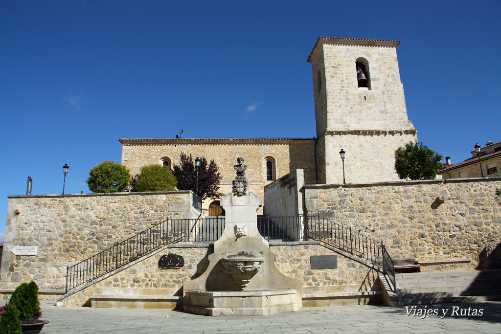 Iglesia de San Sebastián, Caletuega, Burgos