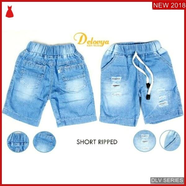 DLV08S39 Short Jeans Anak Basic Celana Pendek Balita Murah BMG