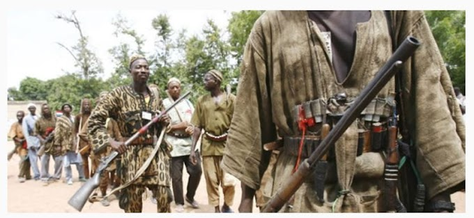 Ogun State hunters demand salaries to fight terrorism