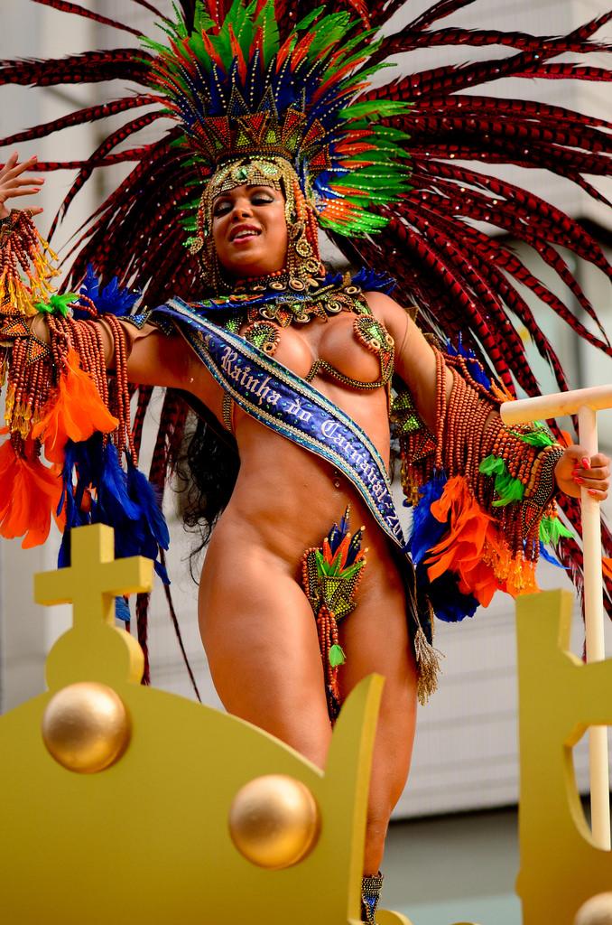 33rd Asakusa Samba Festival 2014