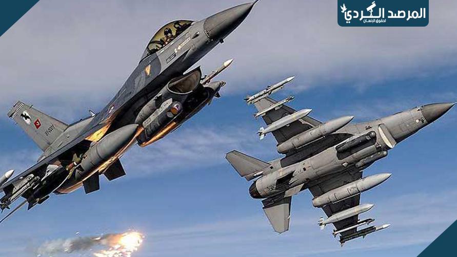 قوات الاحتلال التركي تستهدف نقطة للبيشمركة و منتزهاً سياحياً في دهوك