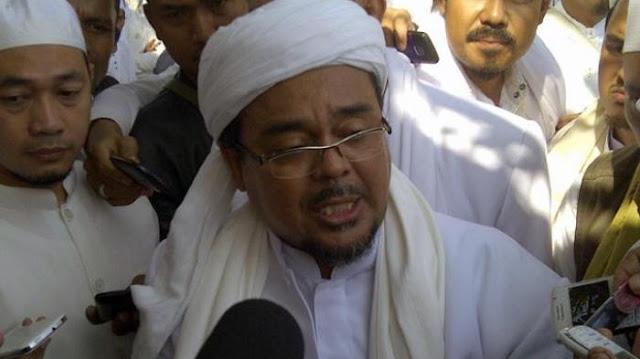 Memaksakan Kehendak, Rizieq: Siapapun Termasuk Presiden Jika Menghalangi Demo Bisa Dipidana