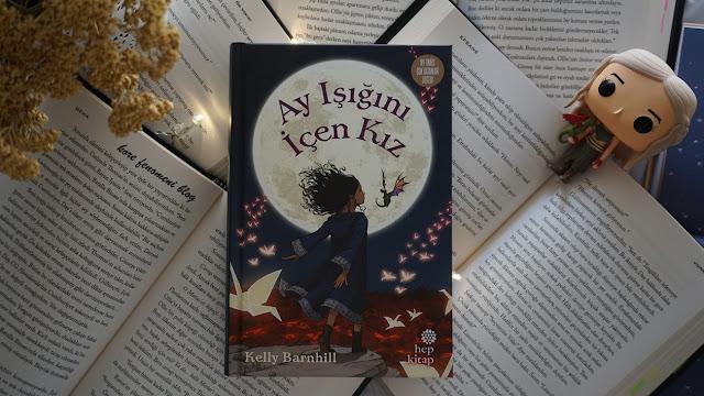 ay ışığını içen kız kitap yorumu