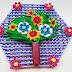DIY Paper Quilling Wall Hanging Design for Room Decoration | Paper Quilling Art |