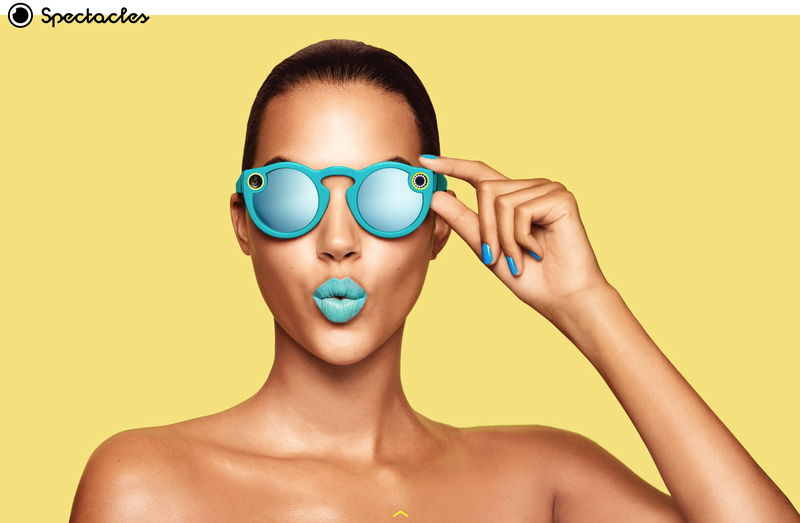 Snapchat Spectacles, occhiali da sole per video sincronizzati con lo smartphone