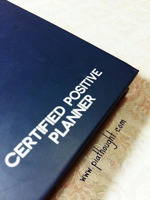 certified positive planner