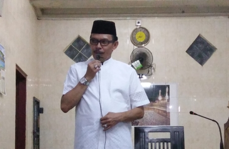 Hadiri Maulid Nabi Muhammad SAW di Ampang, Emzalmi-Desri Tui Dukungan