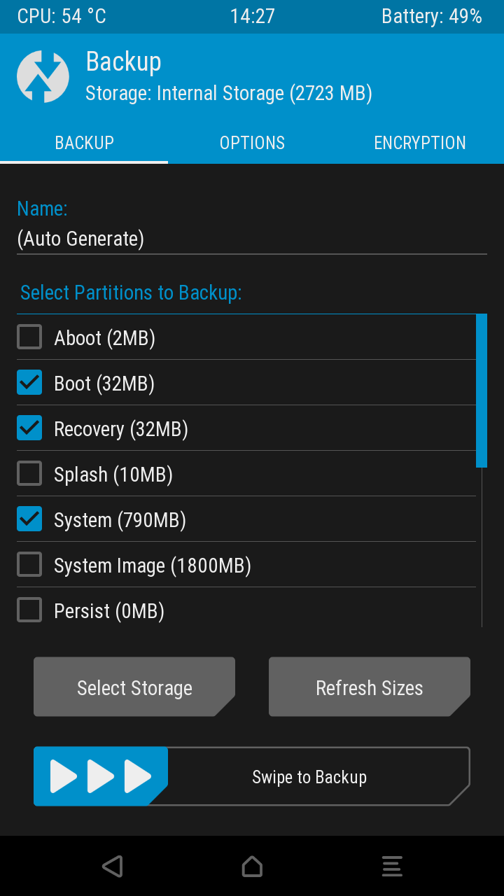 How to take TWRP Backup Directly On PC With ADB - TheSpAndroid