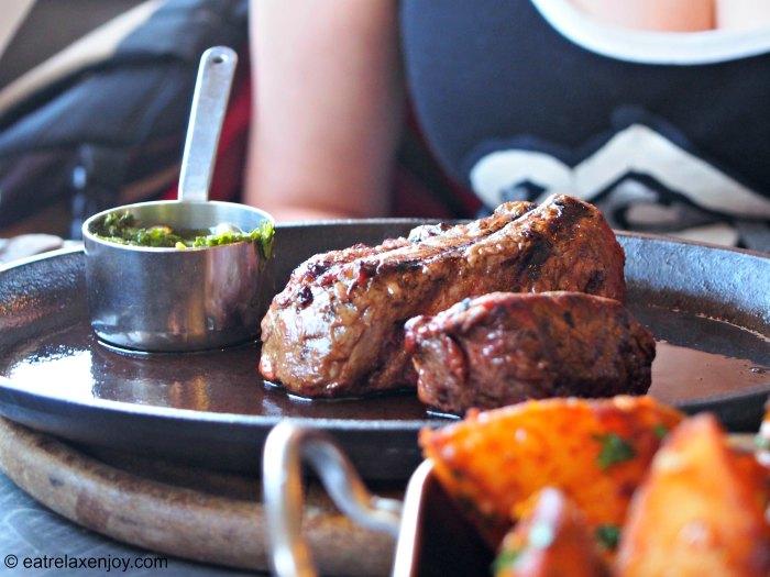 Marinado Steakhouse at Ein Gev (Sea of Galilee)