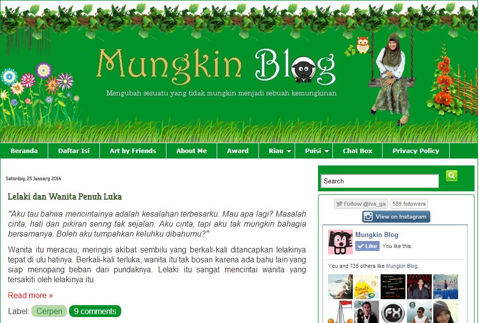 Blog Iva