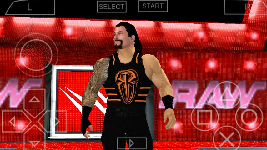 200MB] WWE 2K17 PSP HIGHLY COMPRESSED FOR ANDROID - GamerKing