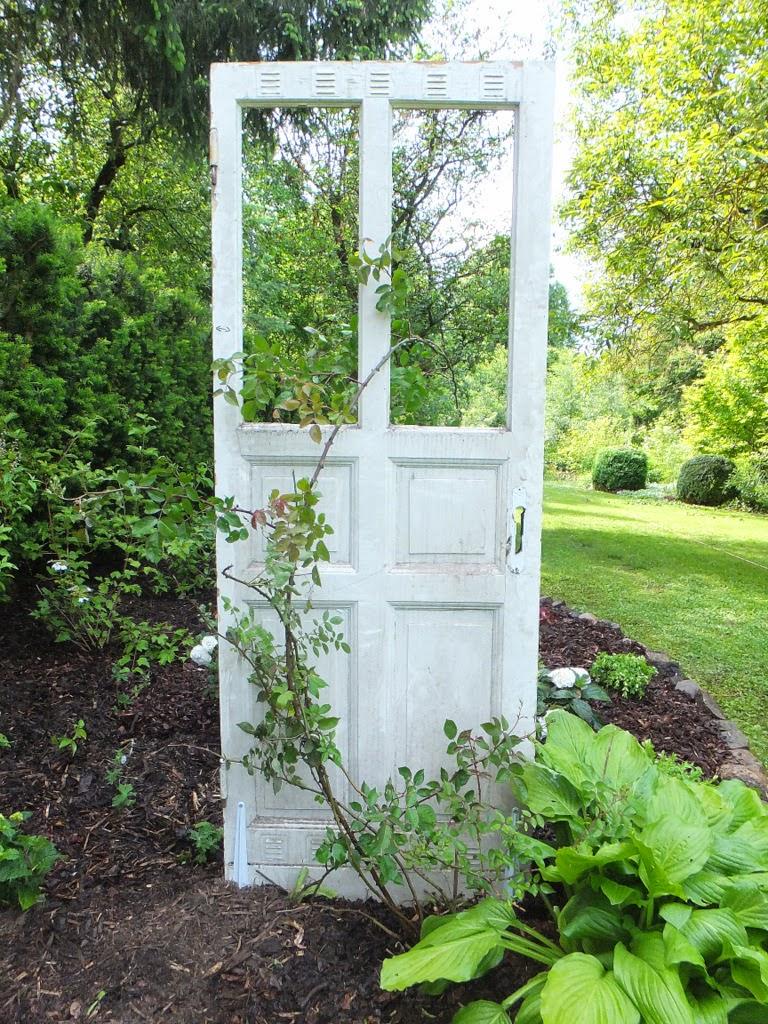 princessgreeneye: DANKE an Euch und eine alte Tür im