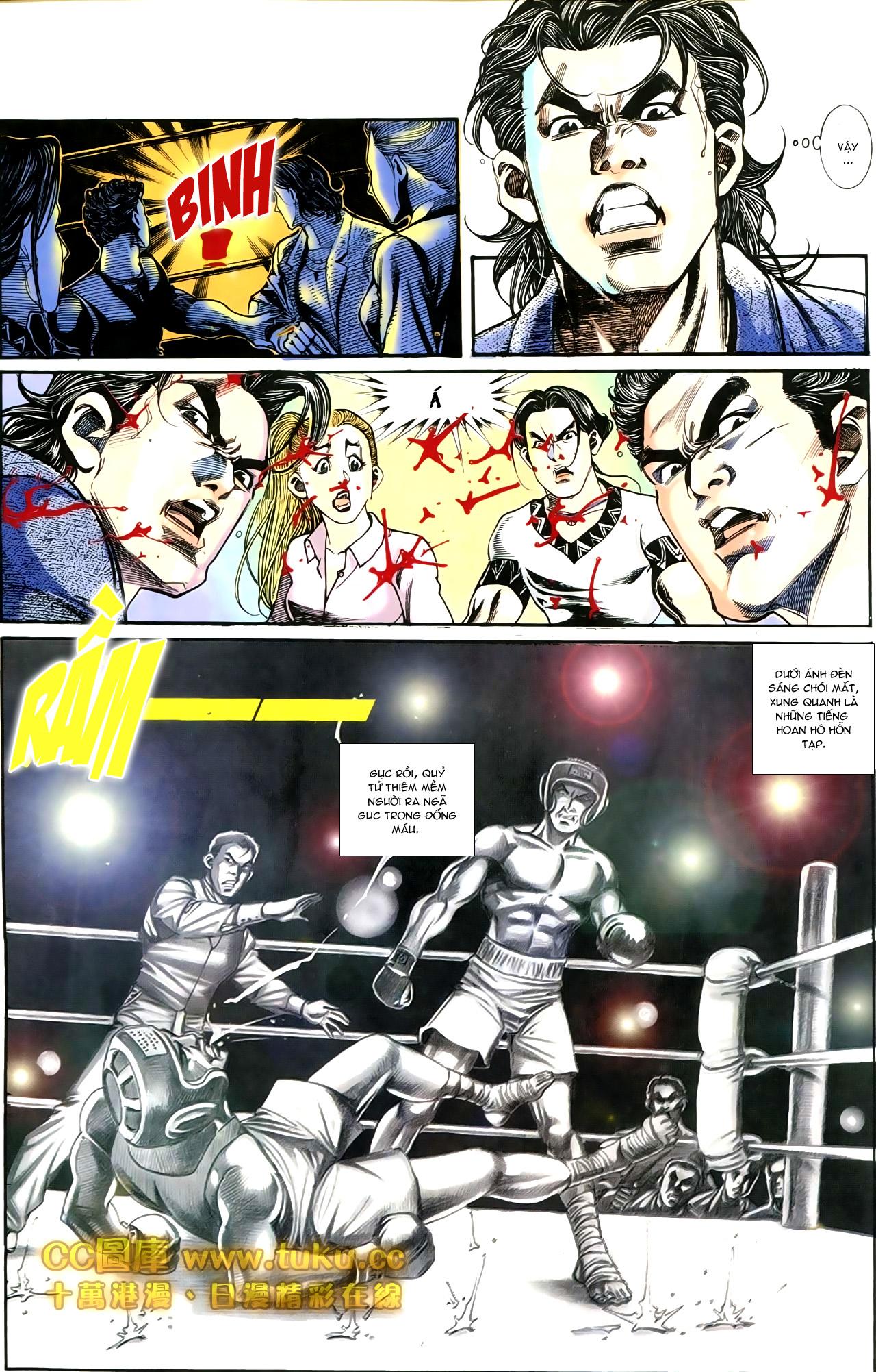 Người Trong Giang Hồ chapter 188: chiến nô trang 20