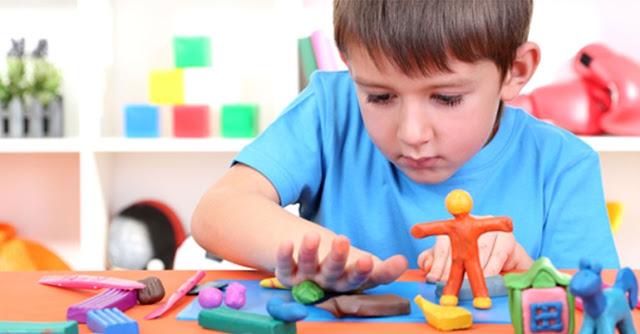10 atividades que acalmam as Crianças