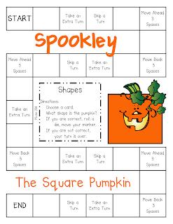 Spookley the square pumpkin book scholastic