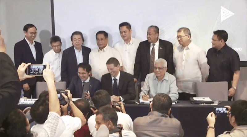 PH in partnership w/ Facebook launches ultra high-speed internet infrastructure project