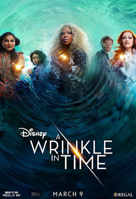 A Wrinkle in Time 2018 English 720p BRRip 1GB