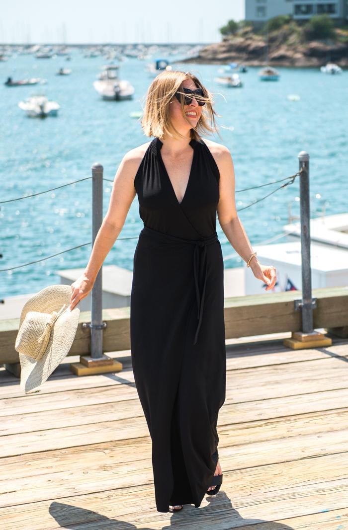 Ellie Kai maxi dress