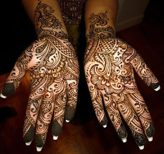 Beautiful Bridal Mehndi Designs