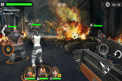 Download Dead Warfare Zombie Mod Apk Unlimited Health Update Terbaru
