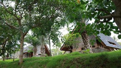 Villa Osing ditawarkan ke swasta.
