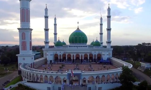 Masjid Agung Islamic Centre Nasional Pasir Pengaraian (Rokan Hulu, Riau