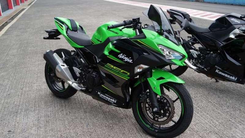 foto all new ninja 250
