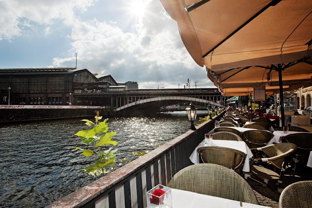 Brecht Restaurante Romântico em Berlim